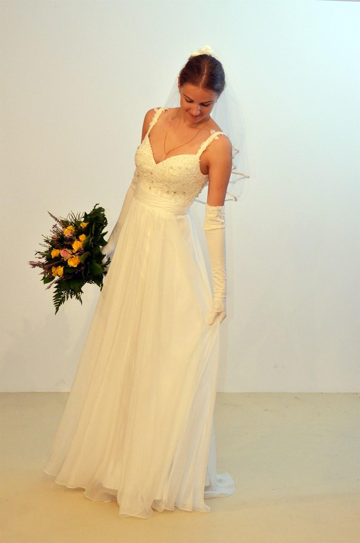 brugt brudekjole
