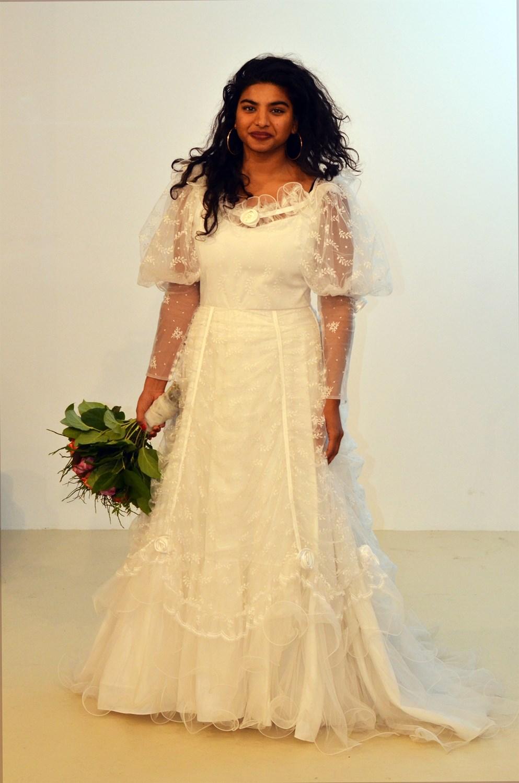 8303d88f989c Berømte Brugte brudekjoler som tilpasses og redesignes